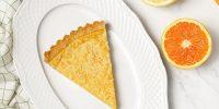 Апельсиновый тарт (250 руб.)