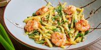Phobia_Salat s mango, krevetkami i lemongrassom